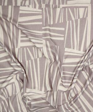 Offwhite og lys grå -