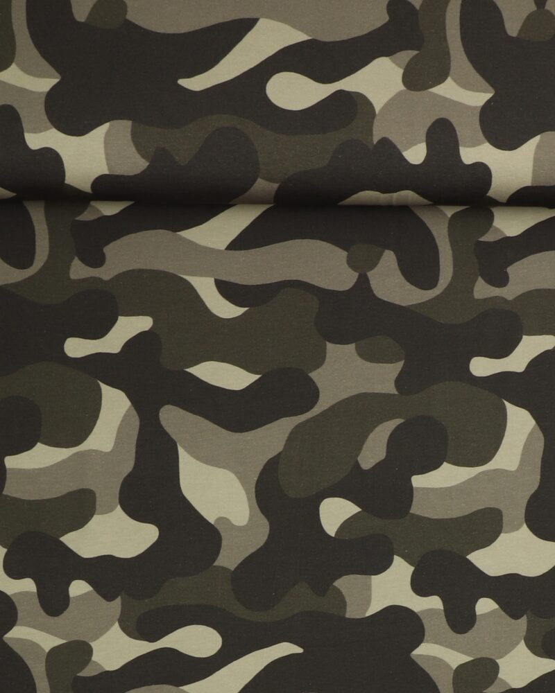 Camouflage - Jersey -