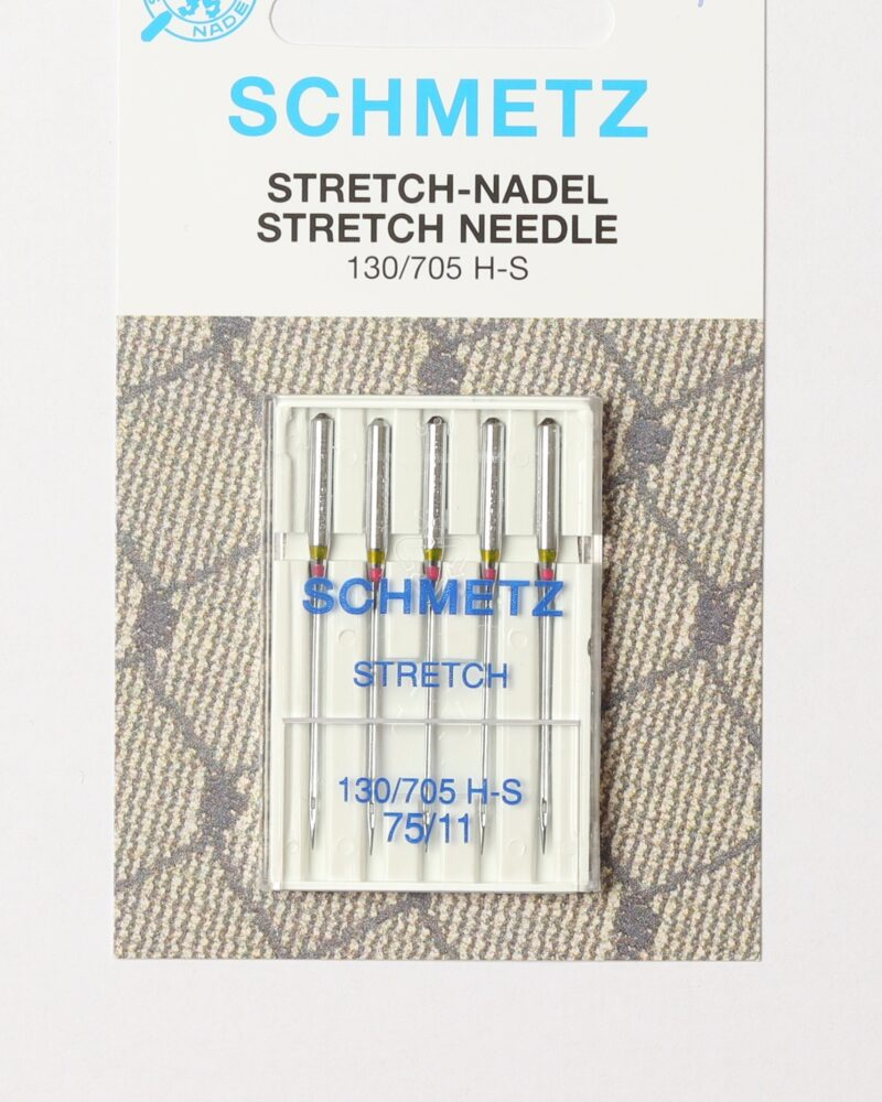 Schmetz Stretch symaskinenål, nåle str. 75 -