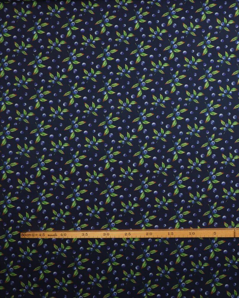 Blåbær - Let bomuld - Info mangler