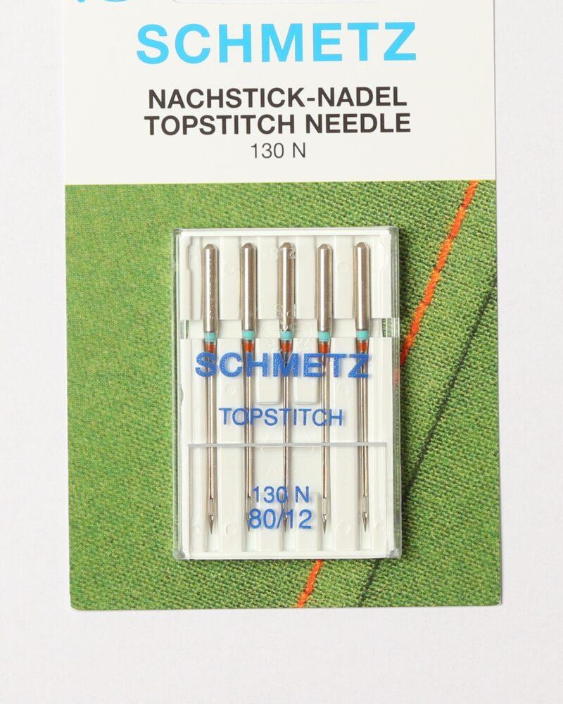 Schmetz Topstitch symaskinenåle, str. 80 -