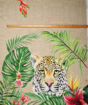 Leopard og zebra - Jersey rapport (8) -
