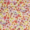 Blomster på hvid - Patchwork -