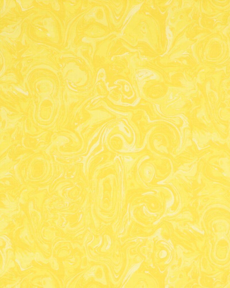 Mønster i gul - Patchwork -