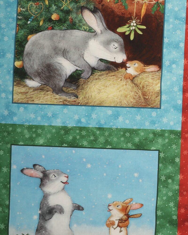 Grandma´s Christmas Wish, 5 motiver- Patchwork Rapport -