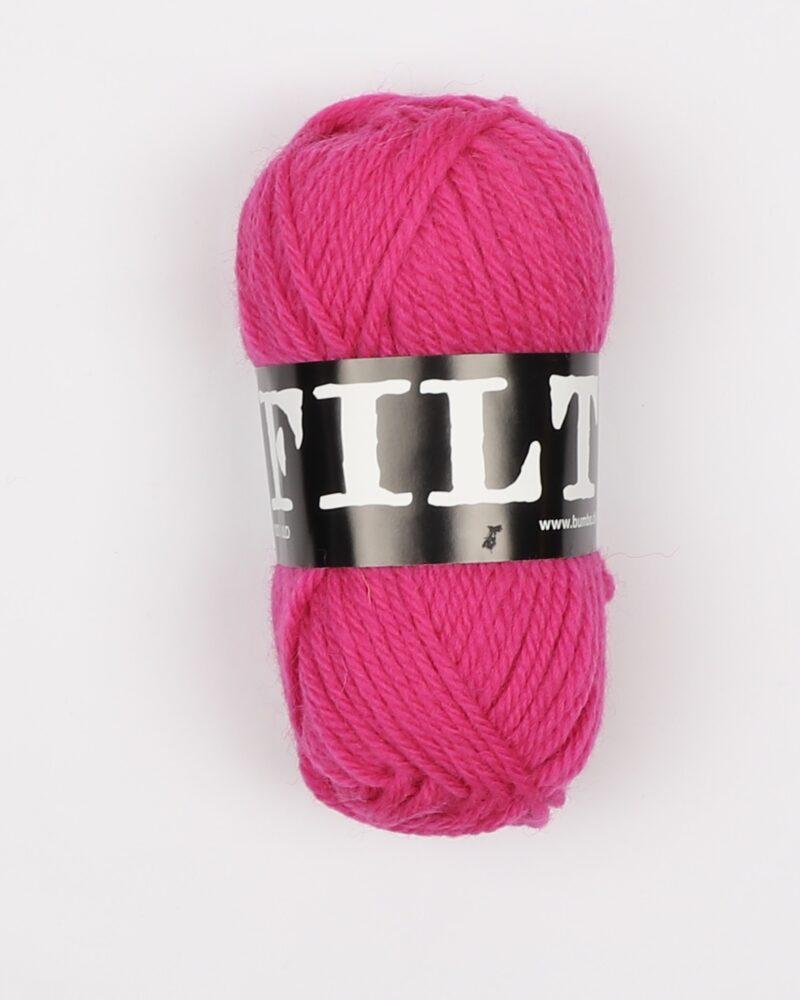Filt, Pink - 100% Uld -