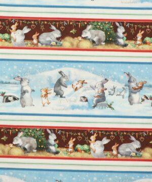Grandma´s Christmas Wish - Patchwork -