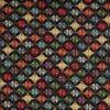 Multifarvet mønster - Møbelstof - Info mangler