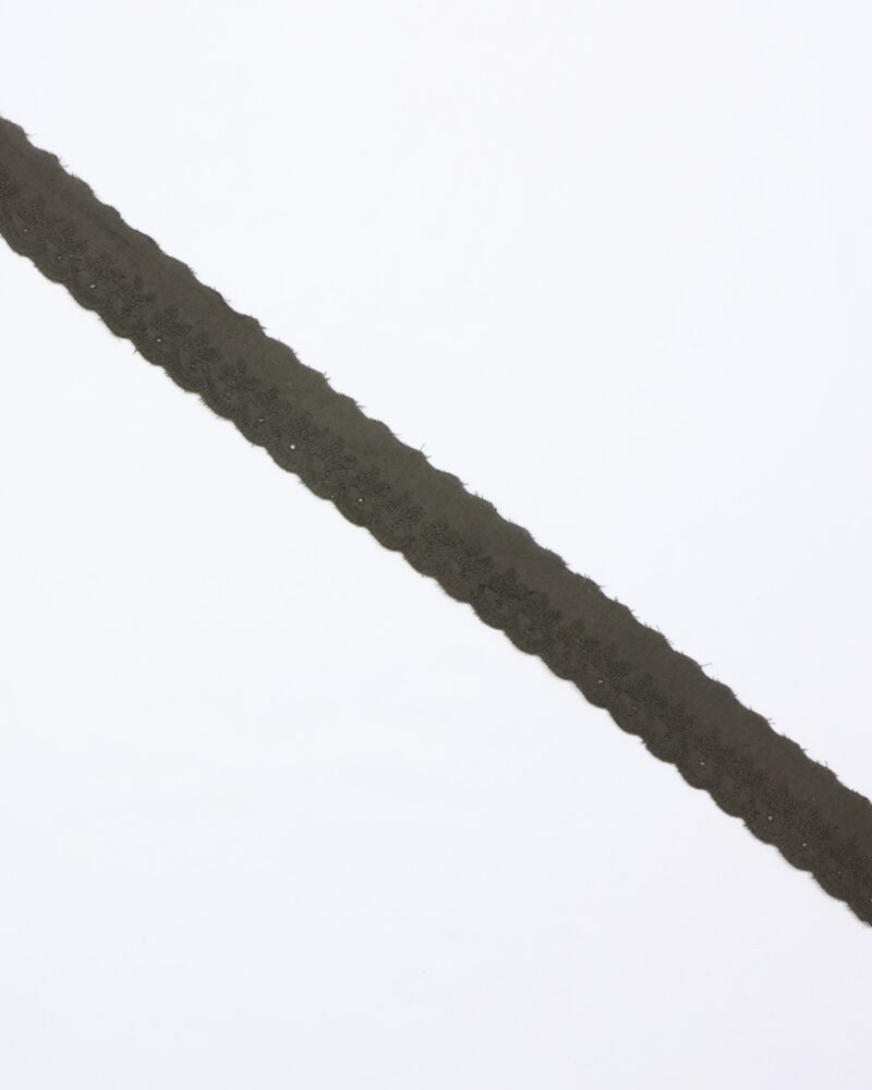 Feston, armygrøn - 30 mm -