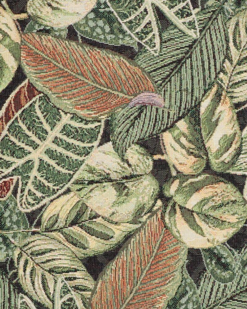 Smukke blade - Møbelstof -