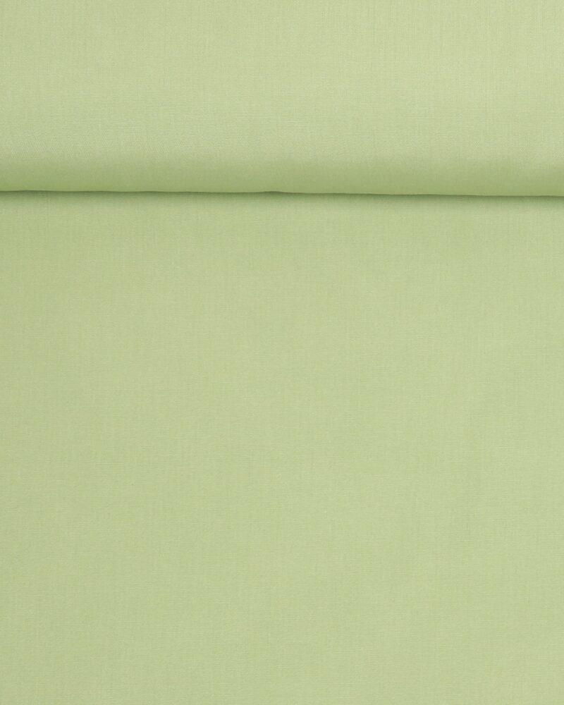 Lys grøn - Bomuld/polyester -