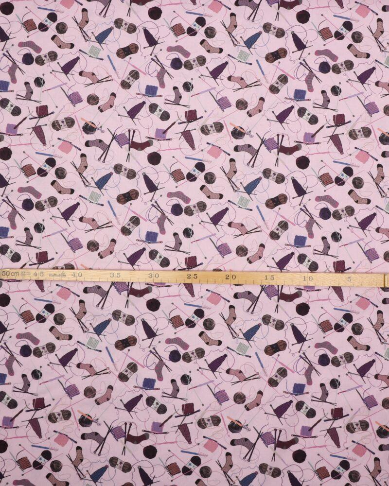 Knitting nook - Patchwork - Info mangler