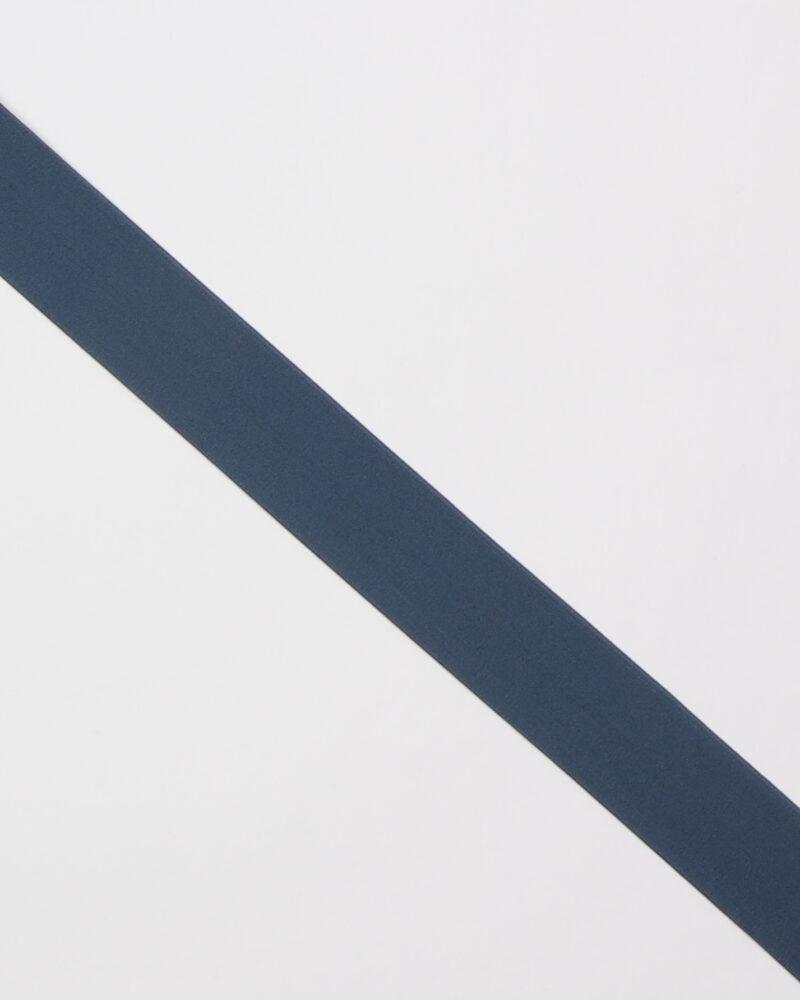 Dueblå - 40 mm elastik -