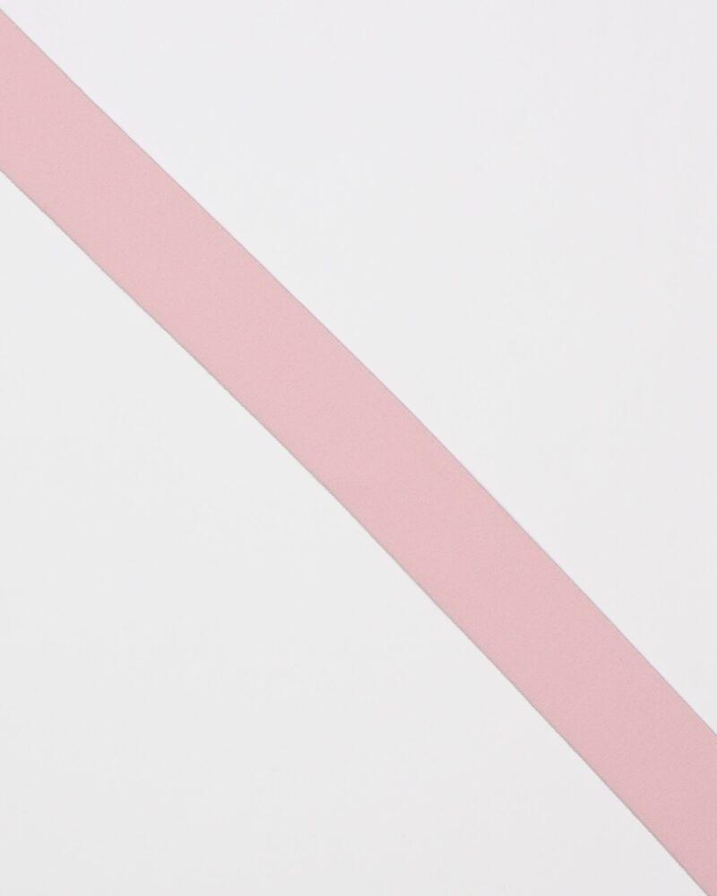 Lyserød - 40 mm elastik -