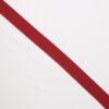 Rød - Gjordbånd 32 mm -
