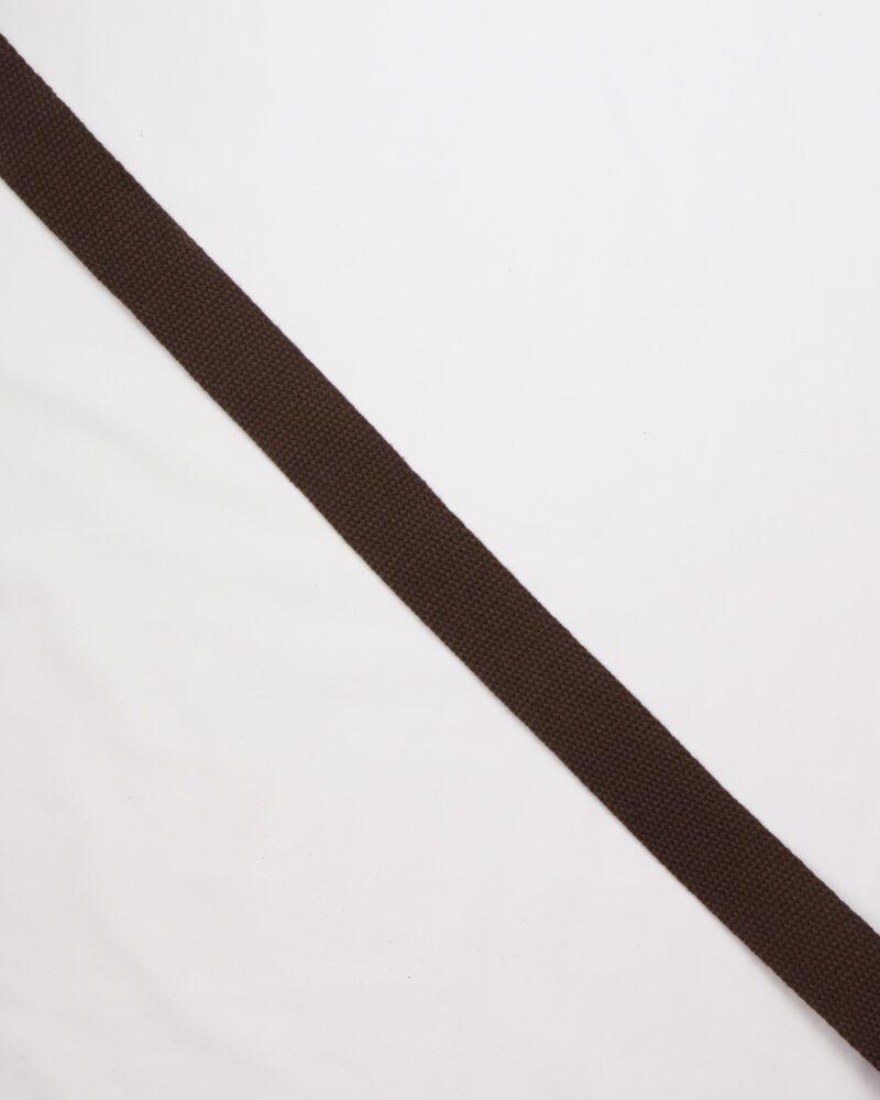 Brun - Gjordbånd 32 mm -