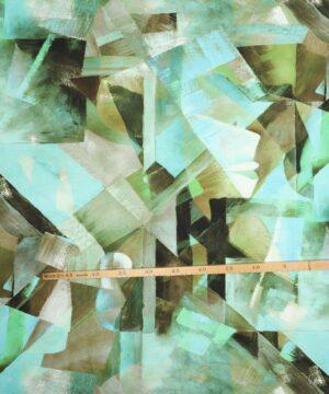 Malet mønster - Jersey -