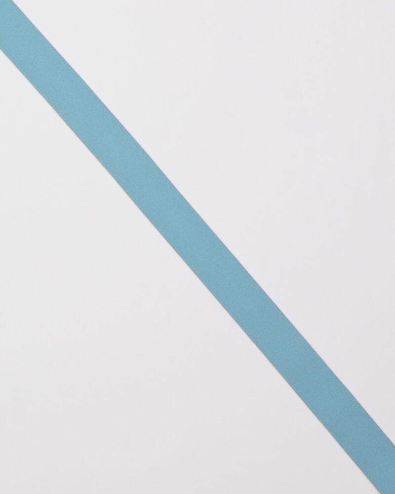 Lys blå - 25 mm elastik -