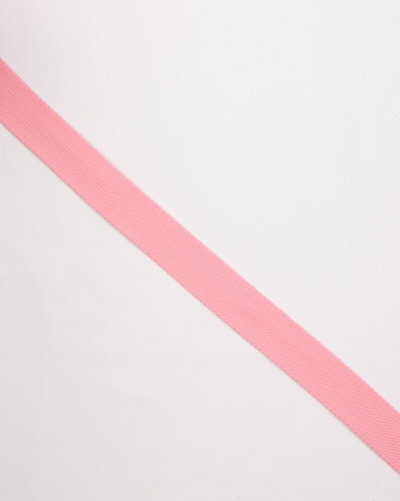 Lyserød - Gjordbånd 32 mm -