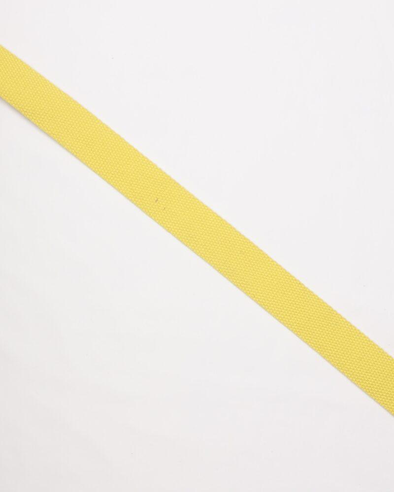 Sennepsgul - Gjordbånd 32 mm -