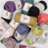 Cotton 8 Mayflower Junior (10 ngl. for 75 kr.) -