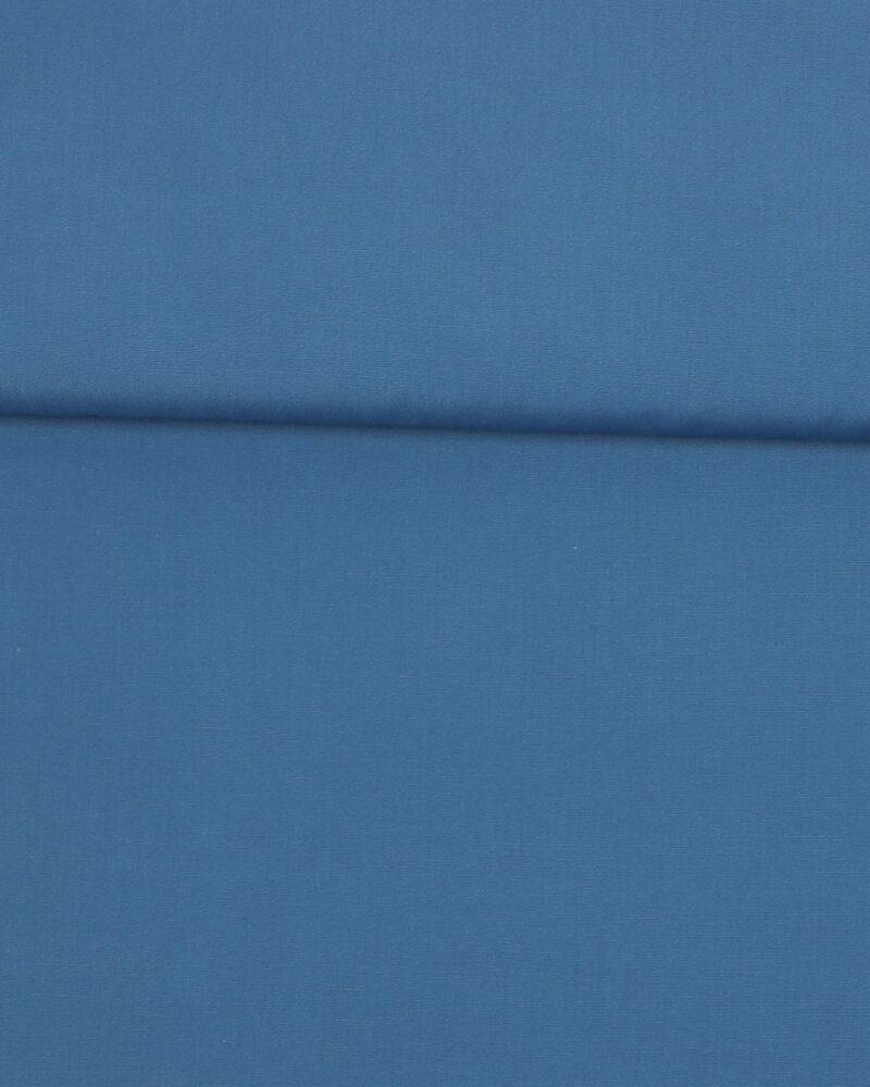 Blå - Bomuld/polyester -