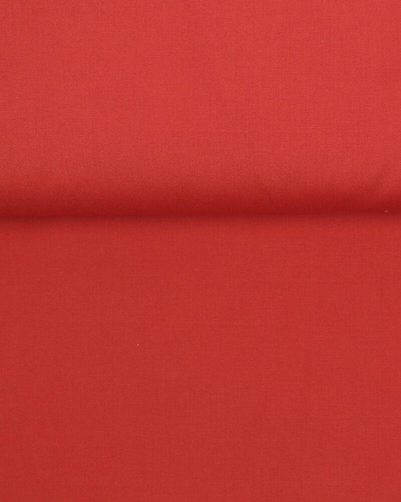 Rød - Bomuld/polyester - Info mangler