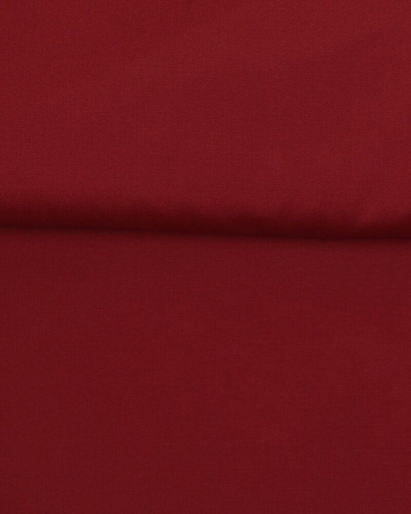 Vinrød - Bomuld/polyester -