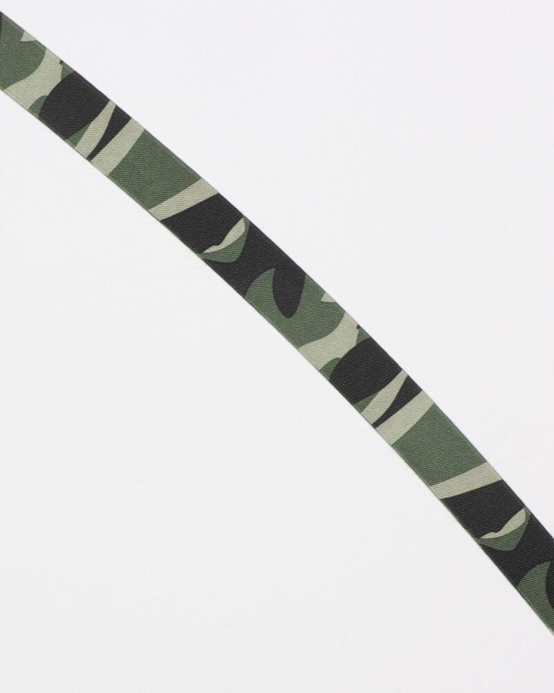 Camouflage - 23 mm elastik -