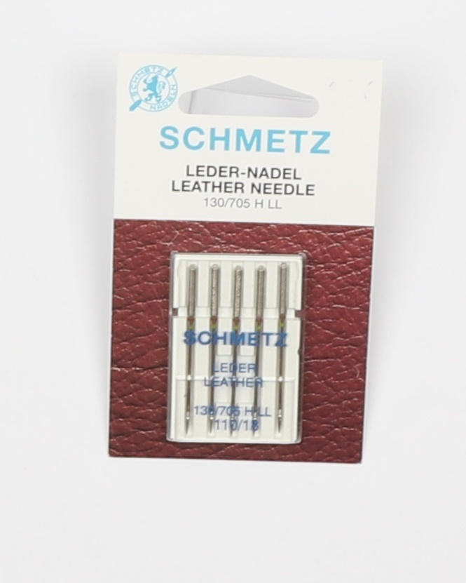 Schmetz Læder symaskinenål, str. 110 -