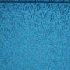 Kobolt m. påsyet mønster - Silke -