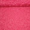 Pink m. påsyet mønster - Silke - Info mangler