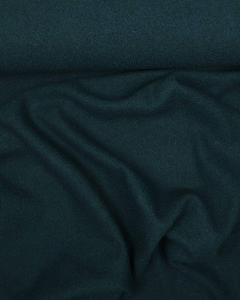 Mørkegrøn - Uld -
