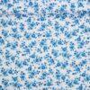 Chinoiserie Garden, blå blomster - Patchwork -