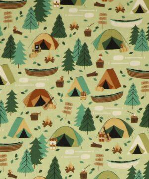 Retro camping - Patchwork - Info mangler