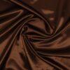 Mørkebrun - Satin - Info mangler