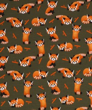 Rød panda - Jersey -